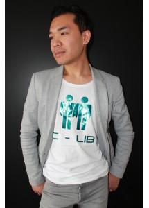 C-LIB Bi-Style Vintage - Blanc