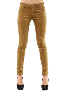 Pantalon Velours - Camel