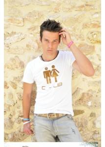 C-LIB Vintage Classic - Blanc